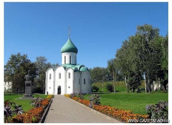 Невский над Бирой - Проект храма