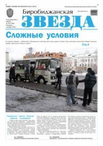 Биробиджанская Звезда - 78(17264)29.10.2014