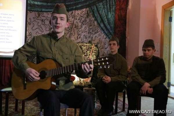Памяти фронтовых поэтов