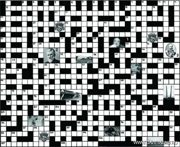 Приморская мозаика