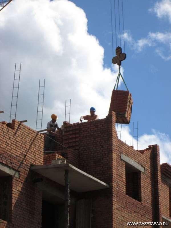 Лето – лучшее время строителей