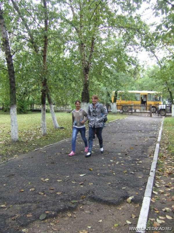 Именем землепроходца Дежнева - Фото Леонида ЛИПИНА