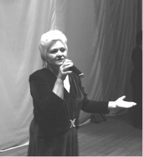 Нашлись таланты на селе - на сцене - Светлана Харина