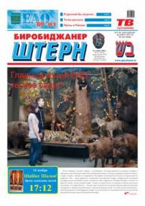 Биробиджанер Штерн - 45(14412)12.11.2014