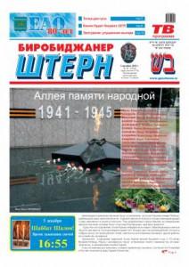 Биробиджанер Штерн - 48(14415)03.12.2014