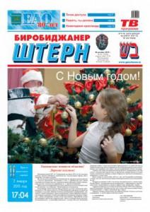 Биробиджанер Штерн - 52(14419)30.12.2014