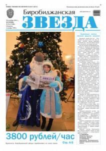 Биробиджанская Звезда - 94(17280)27.12.2014