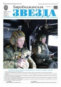 Биробиджанская Звезда - 11(17291)18.02.2015