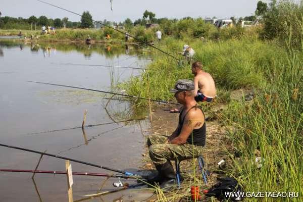 Охота на рыбака закрыта