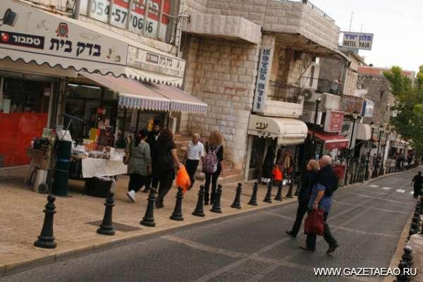 Израиль далекий и близкий