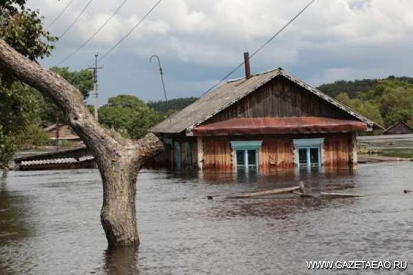 Эти дорогие дамбы - Наводнение в с. Пашково. 2013 г.