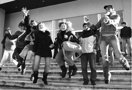 Татьянины дети, или Студент эпохи инноваций - студент - это звучит весело