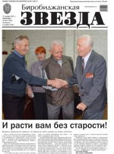 Биробиджанская Звезда - 80(17360)13.11.2015