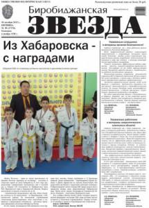 Биробиджанская Звезда - 90(17370)18.12.2015