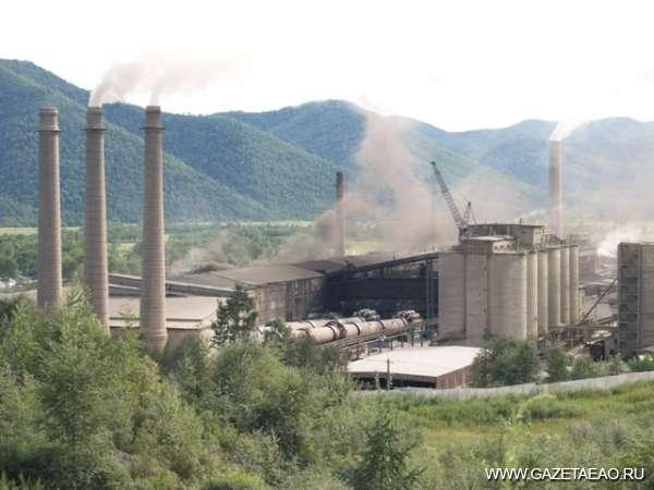 Теплоозерск: цемент для страны
