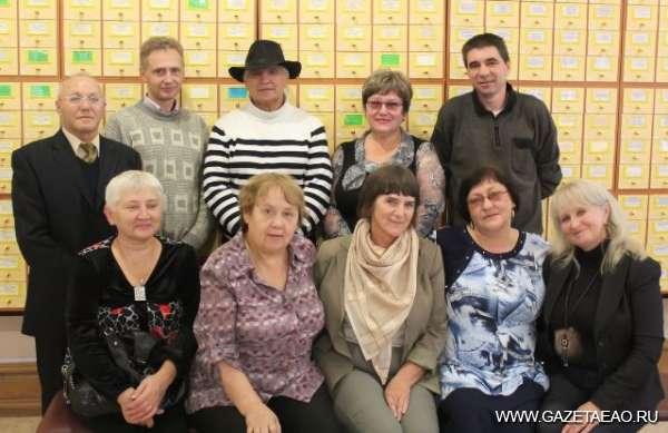 Праздник живого слова - Участники и гости 10-й встречи поэтов ЕАО и Дальнего Востока