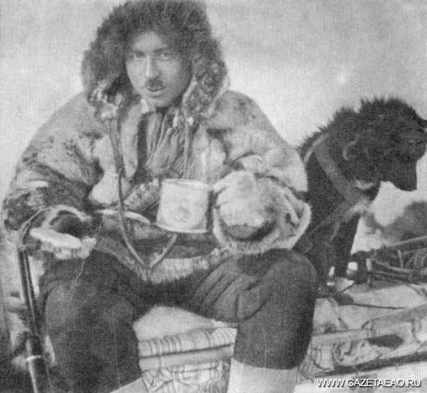 Арктическая одиссея Георгия Ушакова