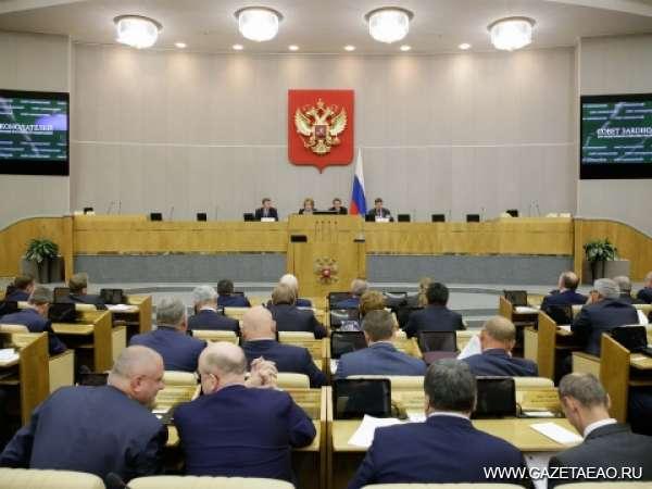 А. Тихомиров:  Народной культуре необходима законодательная поддержка - Фото с сайта szrf.km.duma.gov.ru