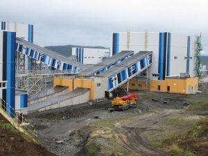 дробильно-сортировочный комплекс Кимкано-Сутарского ГОКа