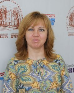 Петрук Марина Петровна