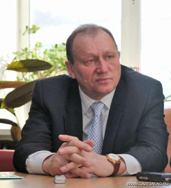 Вахте «Нет» — ГОКу «Да!» - Генеральный директор ГОКа Виктор Рыбкин
