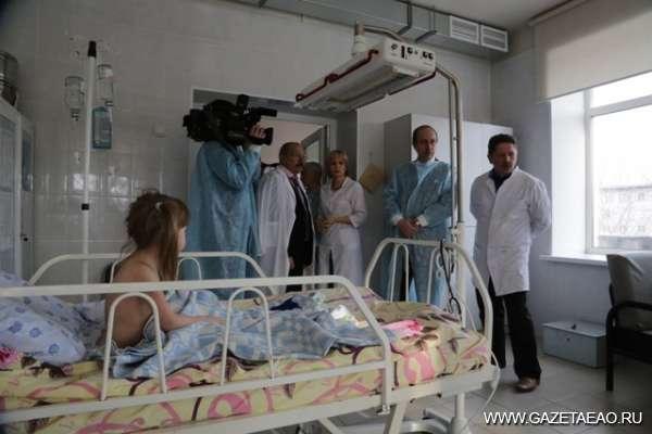 Медицинские болезни - В детской больнице