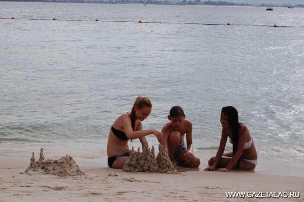 «Мы мечтали о морях и кораллах…»