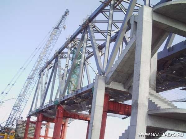 «Рубикон» продан – мост будет - первая ферма моста через Амур