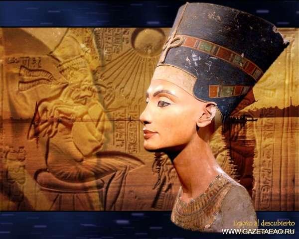 О Нефертити  и еврейском фабриканте