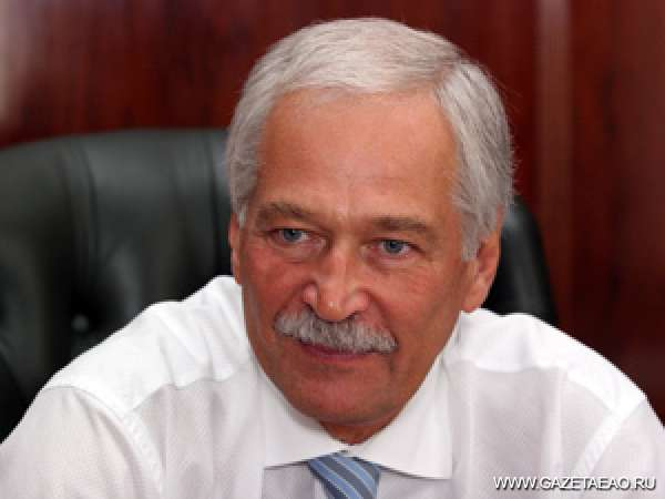 Борис Грызлов: «Интернет-приемные сблизят избирателей и депутатов»