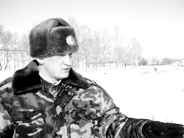 Совсем не тихая профессия - лейтенант Николай Тихий