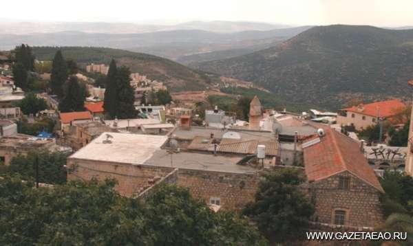 Путешествие по Галилее