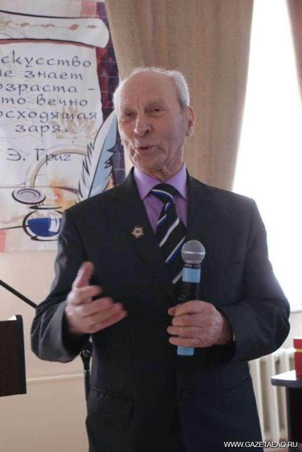 Собирание Сибири - Ветеран Великой Отечественной войны  Лазарь Брусиловский