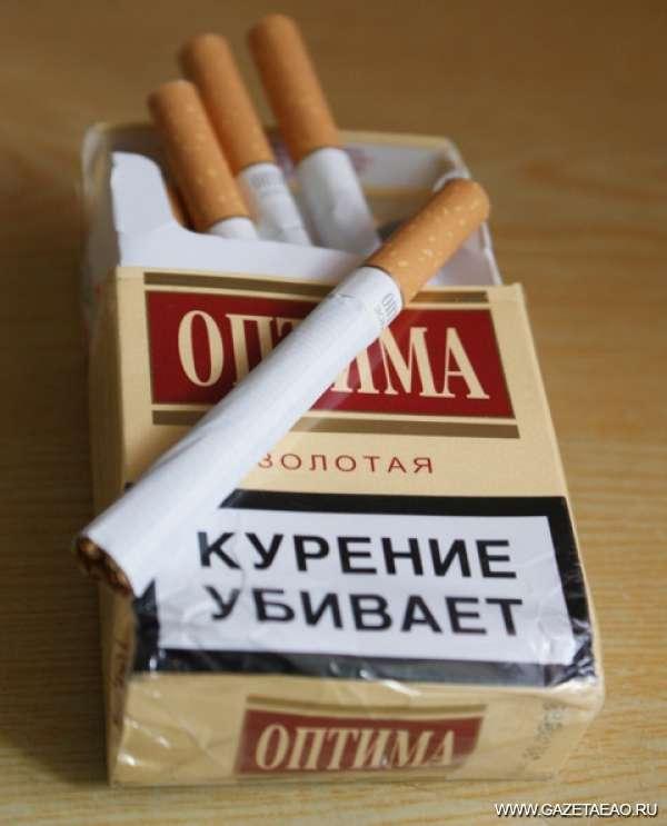 Россия в табачном дыму