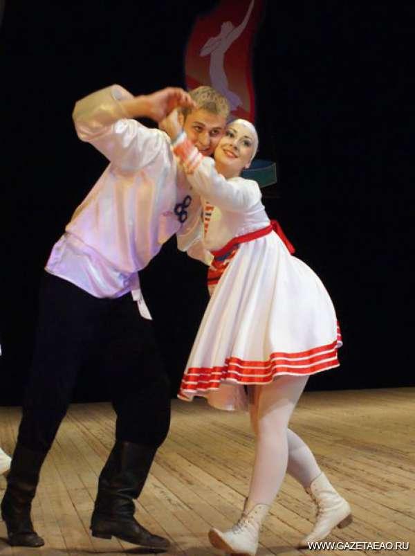 Лучшие танцоры  — в ЕАО