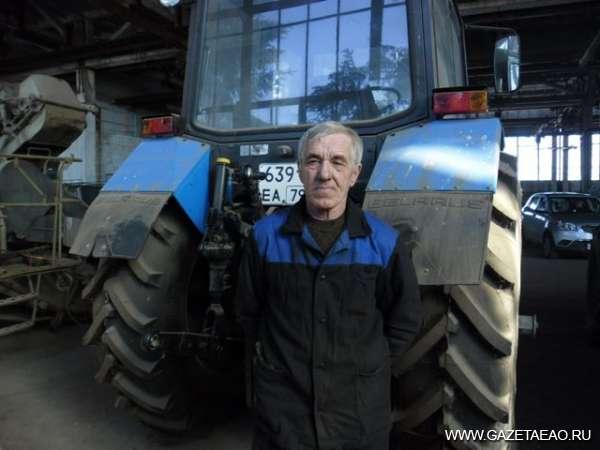 На практику — в поле - Александр Баранов