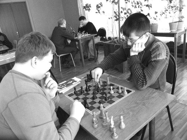 Шахматный Биробиджан