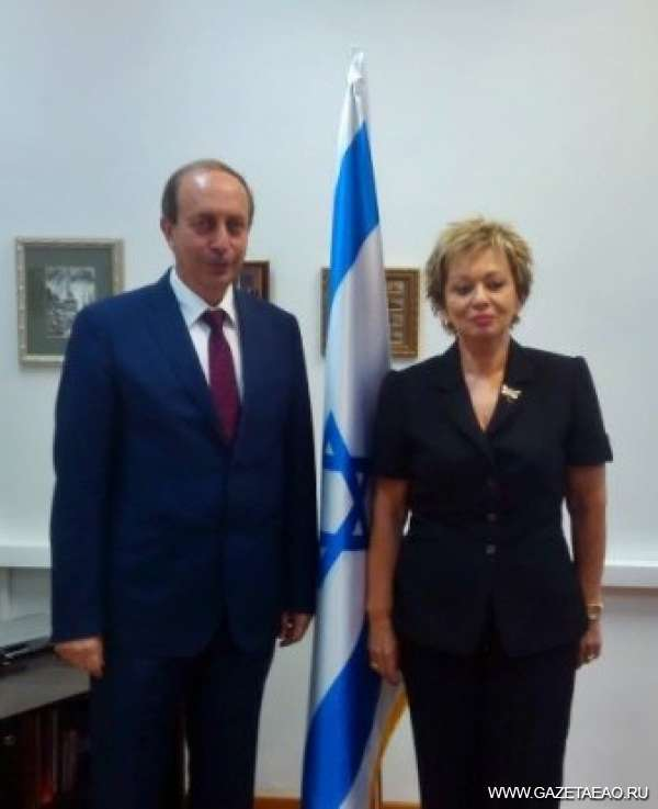 ЕАО и Израиль: перспективы партнерства
