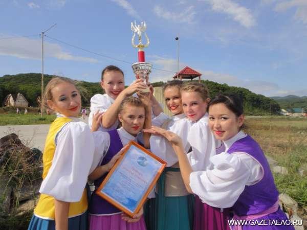 За лучшую балетмейстерскую работу - Гран-при в руках «Сюрприза»