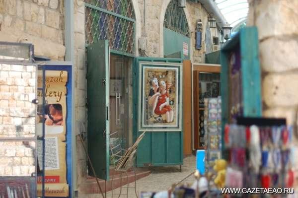 Город молитв и картин