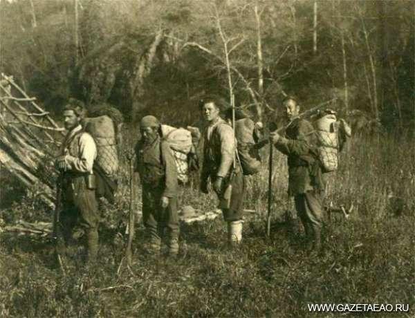 Олгон-Горинская экспедиция Арсеньева