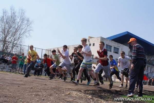 Весенний марафон