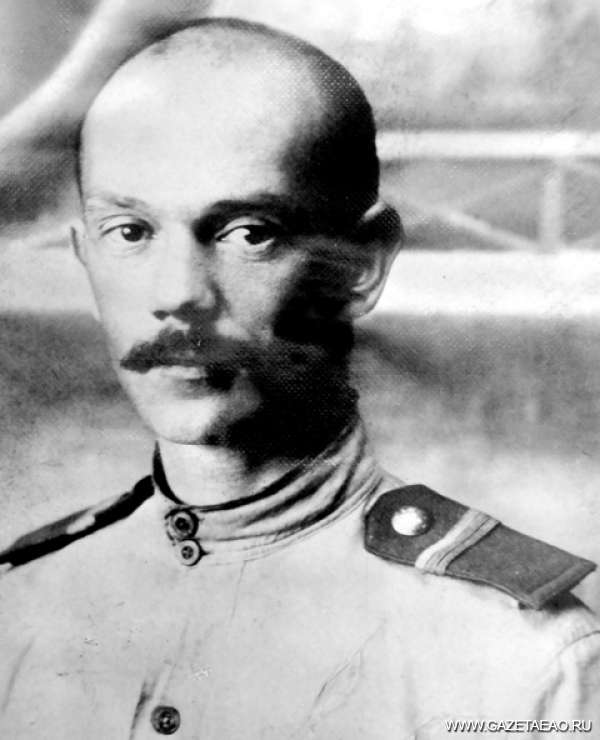 Первый председатель Тунгусской волости