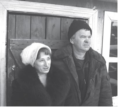 ПОДВОРЬЕ ПОПОЛИТОВЫХ - Ольга и Вячеслав Пополитовы