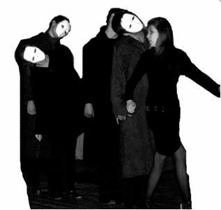 Молодежь в черно-белом