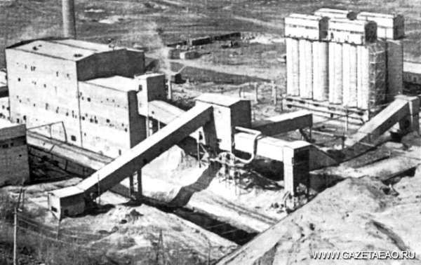 Бери щебень оптом! - Лондоковский известковый завод. 1970-е годы