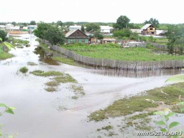 Эти непрошеные наводнения - Наводнение, 2006 год