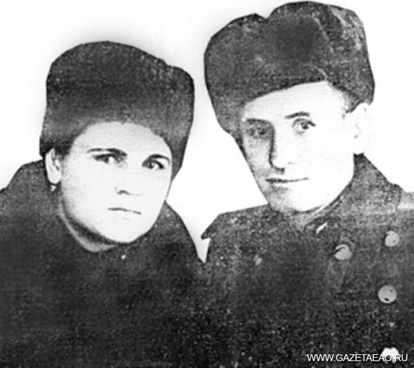 Любовь длиною в жизнь - Валентина и Иван Поплавко. 50-е годы
