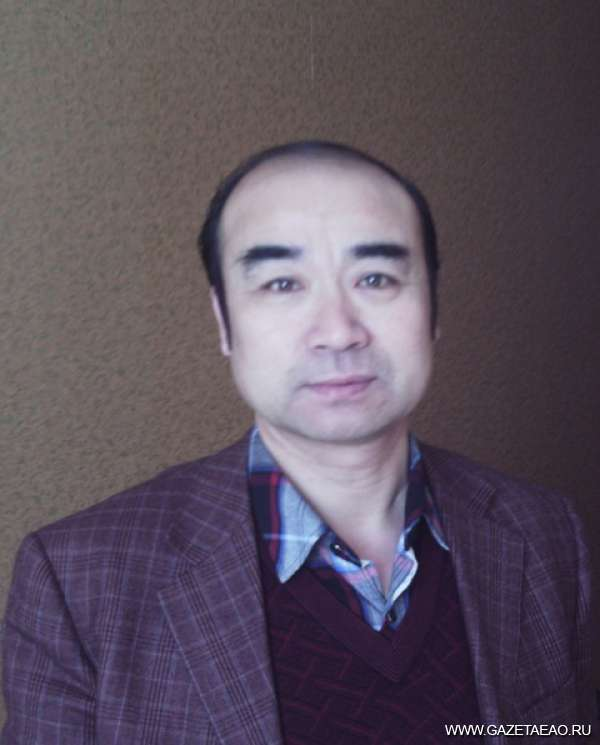 В Китай за рекламой - Ван Шулинь