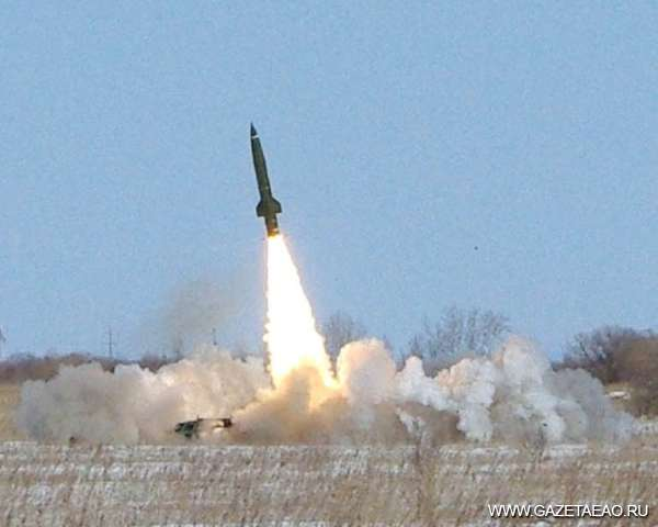 Как запускали ракету - Красивое это зрелище - пуск!
